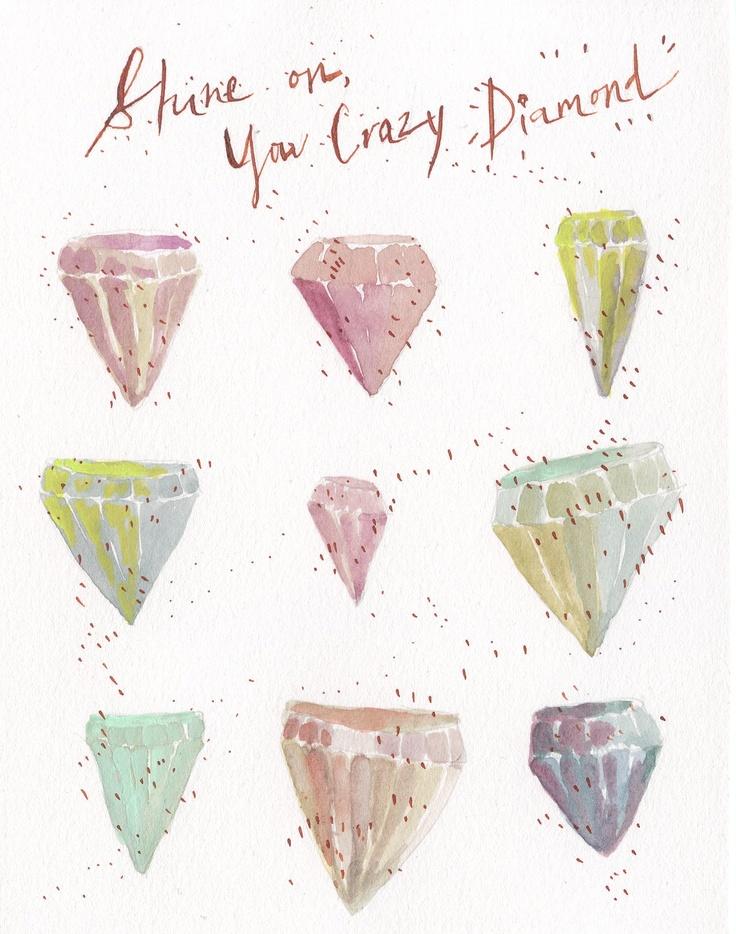 1000+ ideas about Diamond Drawing on Pinterest | Diamond ...