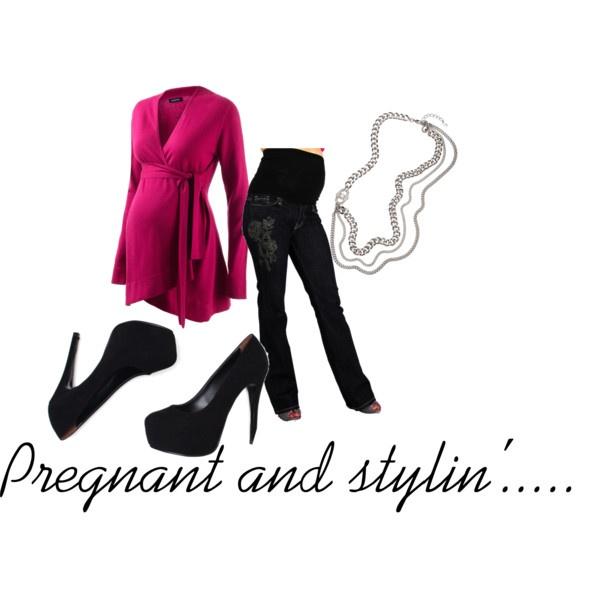 Pregnant Style....