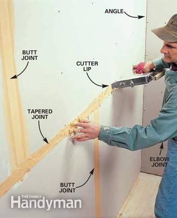 How to Tape Drywall