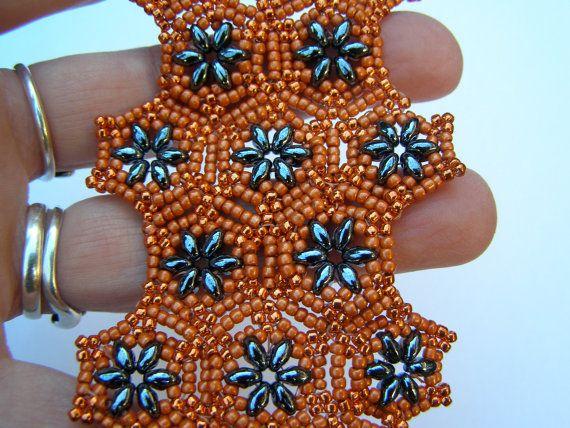20 discount Tutorial of the Hexagon bracelet made door Akkesieraden