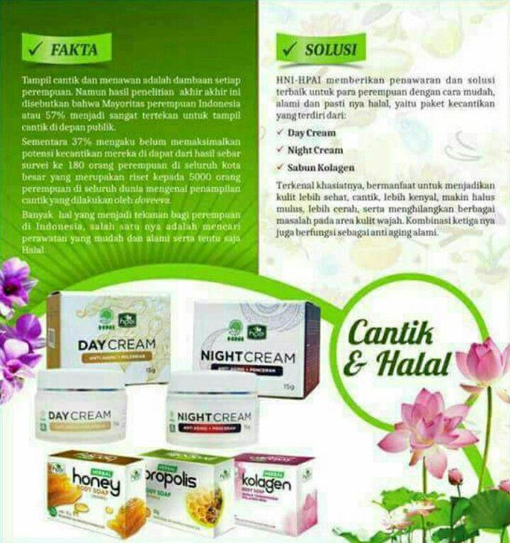 Solusi Perawatan Kecantikan Anda Dengan Cosmetics Hnihpai Halalproduct Percayakan Pada Produk Yang Halal Tidak Mengandung Bahan Kesehatan Kecantikan Herba