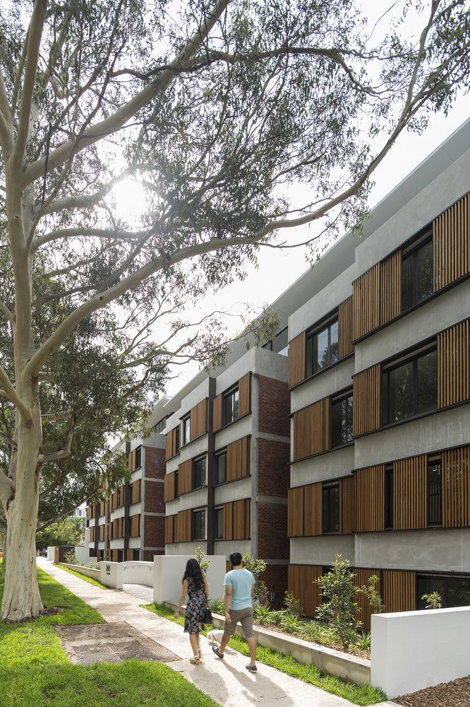 Galeria - Conjunto Habitacional Finlayson Street / Candalepas Associates - 4