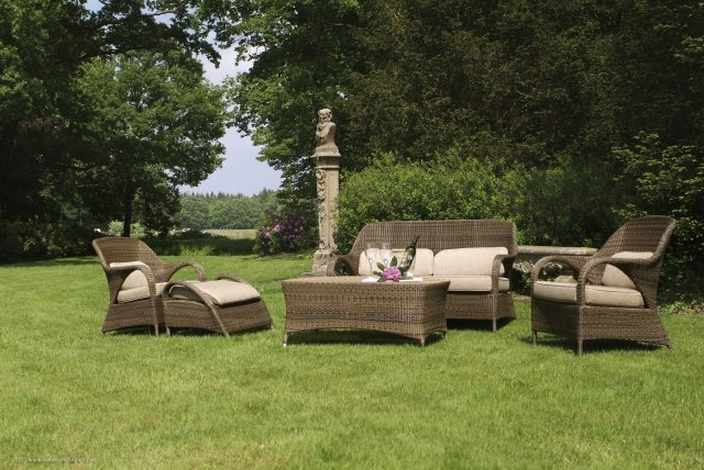 Tuinmeubelen - Lounge - Relax - Outdoor - Sussex