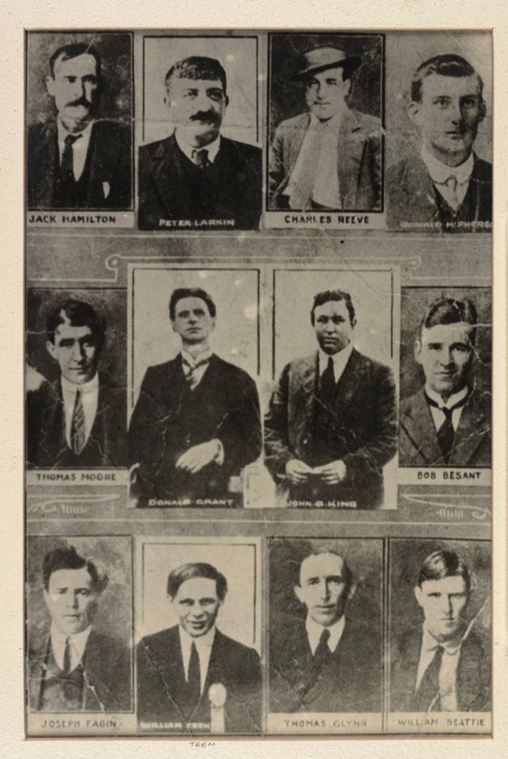 The Industrial Workers of the World 'Sydney Twelve' The Sydney Twelve — treason, conspiracy and conscription in Australia 1916 · Museum of Australian Democracy at Old Parliament House
