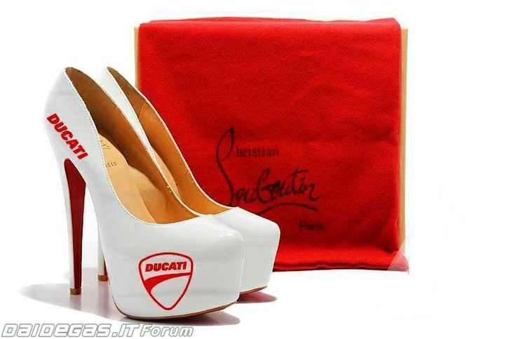 Ducati High Heels shoes