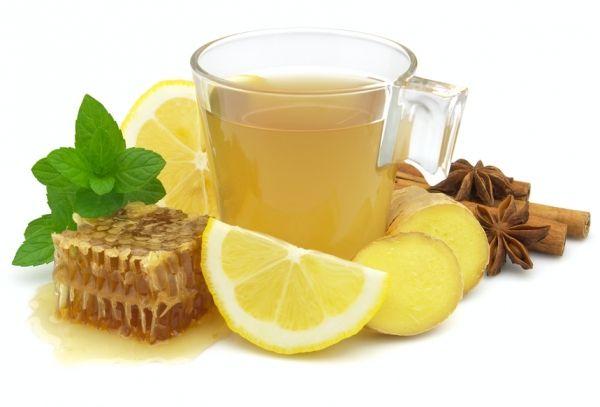 Čaj med, skořice, Foto: © Samphotostock.cz/ Dionisvera