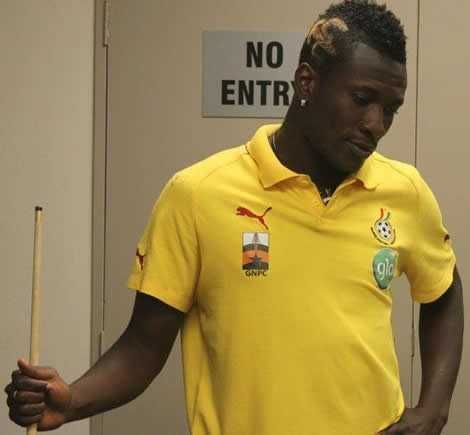 Asamoah Gyan: I'm disappointed in Ghana players - http://www.ghanatoghana.com/asamoah-gyan-im-disappointed-ghana-players/