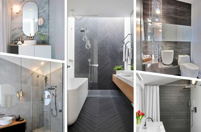 1862 best salle de bain images on pinterest - Conseil carrelage petite salle de bain ...