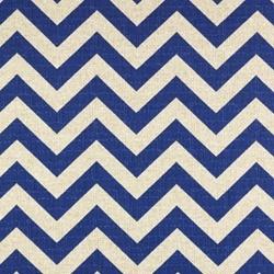 Zig Zag Peacock Blue/Denton by Premier Prints - Drapery FabricBlue Fabrics, Inspirationvisu Boards, Pillows Fabrics, Living Room, Mcs Room, Apparel Fabrics, Drapery Fabrics, Discount Fabrics