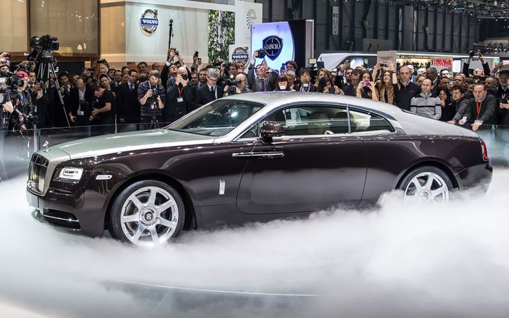 We Hear: Rolls-Royce Wraith Convertible Confirmed, Definitely No SUV - Motor Trend WOT
