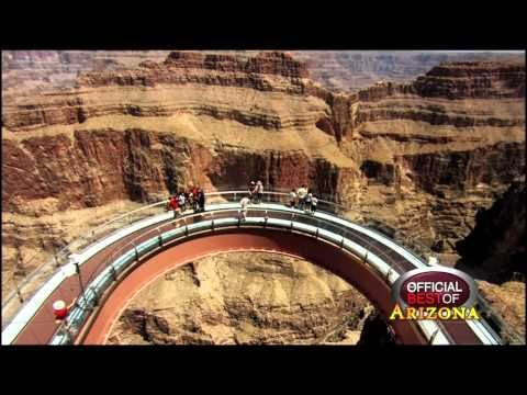 Great video of the Grand Canyon Skywalk