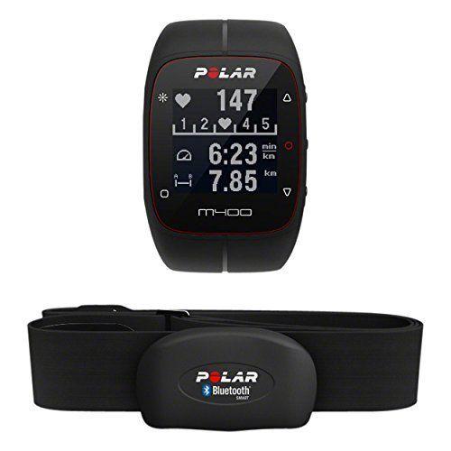 Polar M400 Orologio GPS con Fascia Cardio Bluetooth Smart... http://amzn.to/2fzKKch