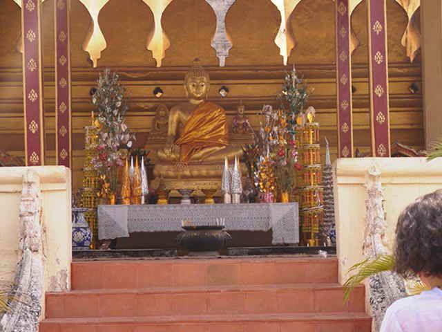 Gorgeous buddha #Laos