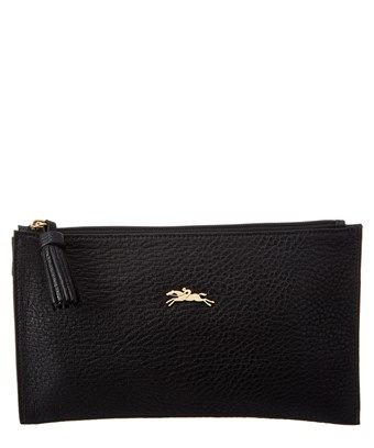 Longchamp Longchamp Penelope Leather Clutch Longchamp Bags