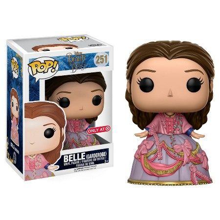 Funko POP! Beauty and the Beast Belle Mini Figure : Target
