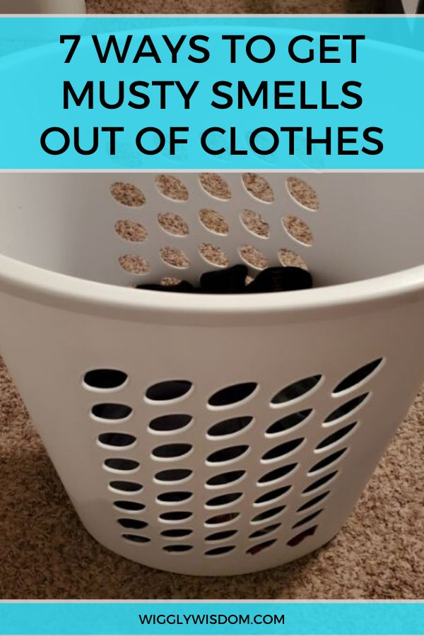 7 Unique Ways to Get the Musty Smells Out of Clothes ...
