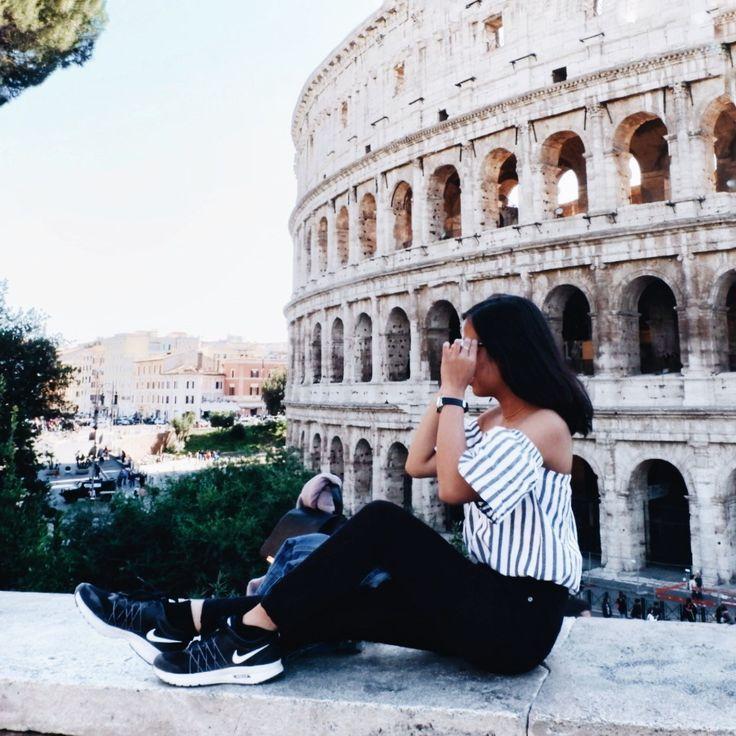 When in Rome - Yours Truly, Myrra #romeootd #fallootd #romephotoinspiration #travelootd #europeootd #italyootd #photoinspirations #travellookbook #romelookbook