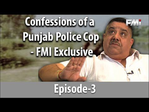 The controversial Police Inspector gives an eye-witness account of how a suspected militant was shot in a police station by a senior officer. Pinky also reveals alleged connivance between certain top-level officials and militants , Gurjant singh.