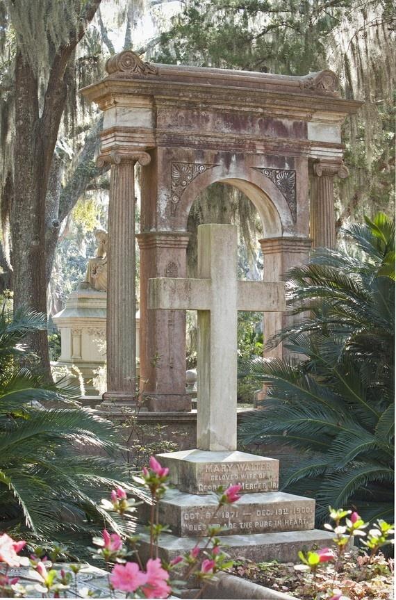Historic Banaventure Cemetary in Savannah, Ga.