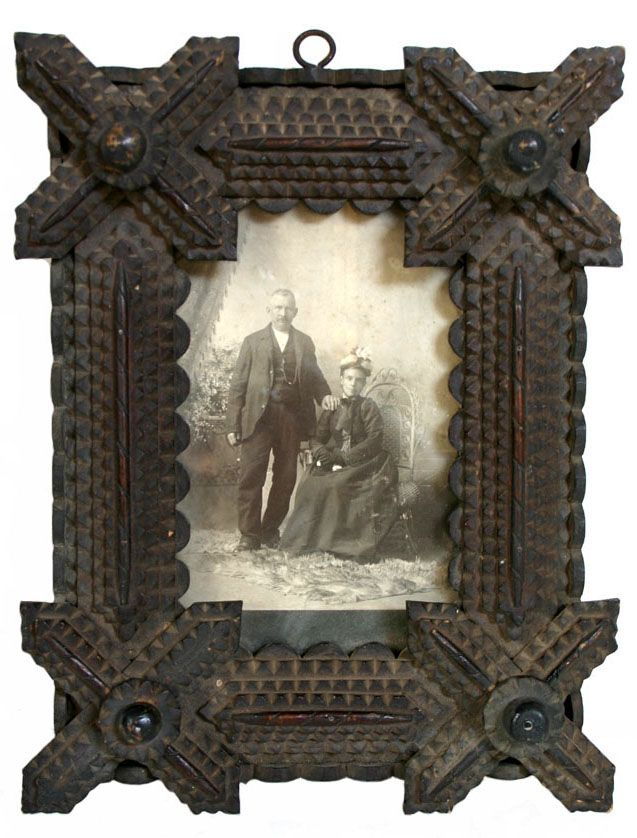 I'm fascinated by Tramp Art - I became familiar with it a few years ago when I saw a Tramp Art Frame hanging in a wood shop. I think you can't help but feel how much someone cared about their...