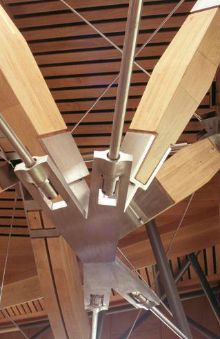 Connection - Scottish Parliament building