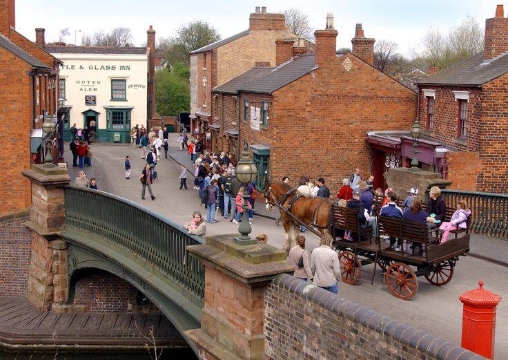 The Black Country - The Region - Visit Birmingham, UK #england #birmingham