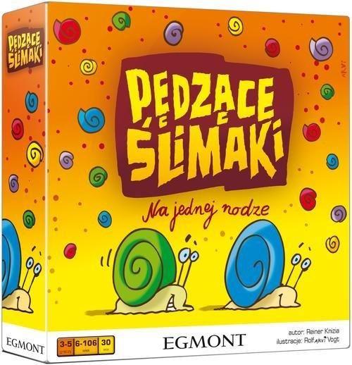 Egmont Pędzące ślimaki - zdjęcie 1