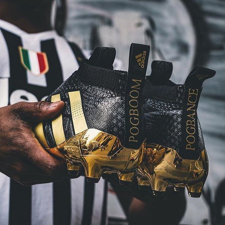 Paul Pogba has signed for @adidas! What do you think of his new boots?   via @soccerdotcom #FutbolSport #Adidas #Pogba by futbolsport