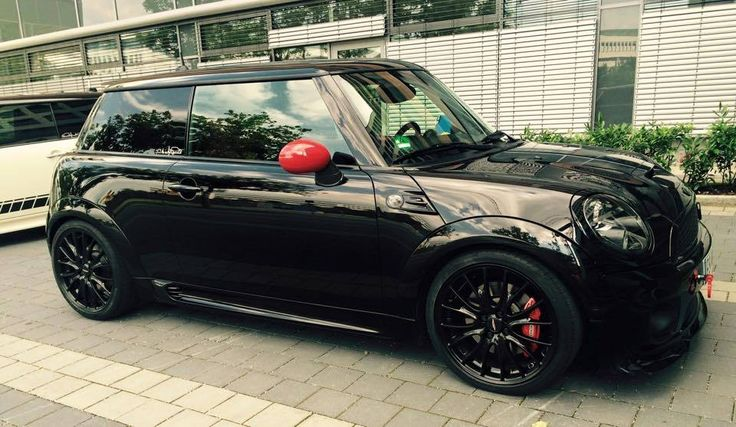 Mini Cooper S Tuning Kit John Cooper Works All BLACK!