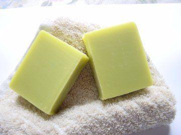 手作り石鹸 レシピ アボカドバター石鹸