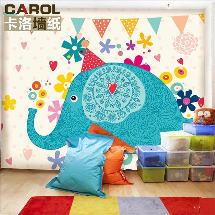 Behang olifant wallpapers op AliExpress.com