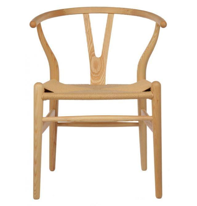 Replica Hans Wegner Wishbone Chair Premium