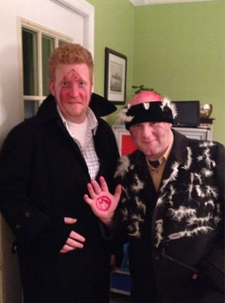 Marv And Harry Home Alone Costume