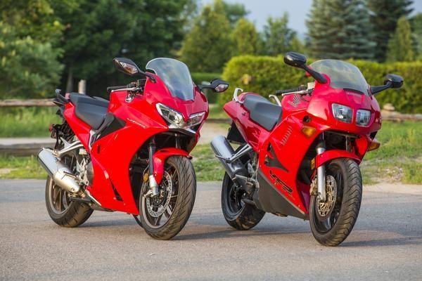 2014 #Honda VFR800F #Motorcycle - First Ride http://esr.cc/1neJlX6  #EatSleepRIDE