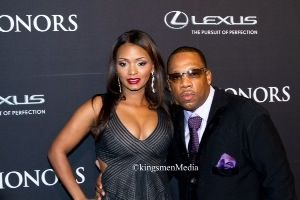 Janelle Monae, Michael Bivins, Aretha Franklin, Tristan Wilds, and Joe Morton- BET Honors Red Carpet