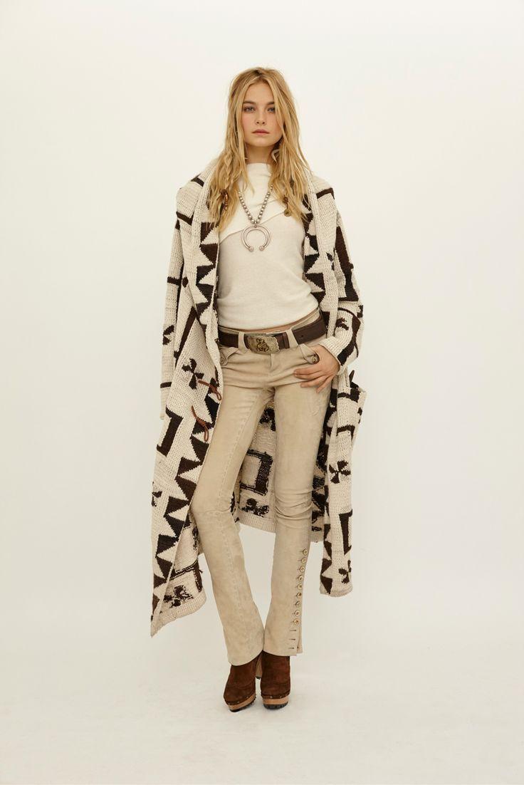 Sfilata Polo Ralph Lauren New York - Collezioni Autunno Inverno 2015-16 - Vogue