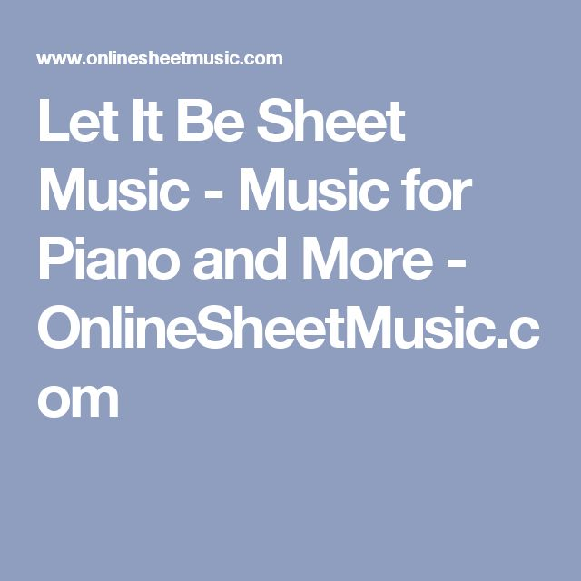 1000 Ideas About Piano Sheet Music On Pinterest: 1000+ Ideas About Piano Score On Pinterest