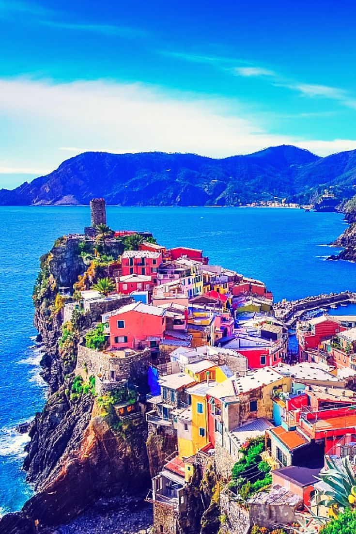 Cinque Terre, Italy | Easy Planet Travel - World travel made simple