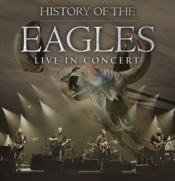 The Eagles to Begin Their History of the Eagles Tour on July 6