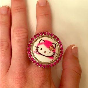 Tarina Tarantino Jewelry - 🎀 Tarina Tarantino Sanrio Hello Kitty Ring 🎀