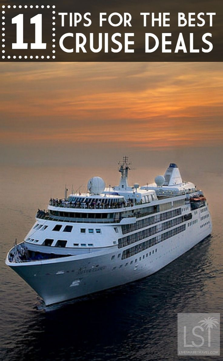 Want to make the best of a break at sea? We've put together our best cruise tips and tricks to help you find the best travel deals and make the most of a cruise experience. Photo: Roderick Eime