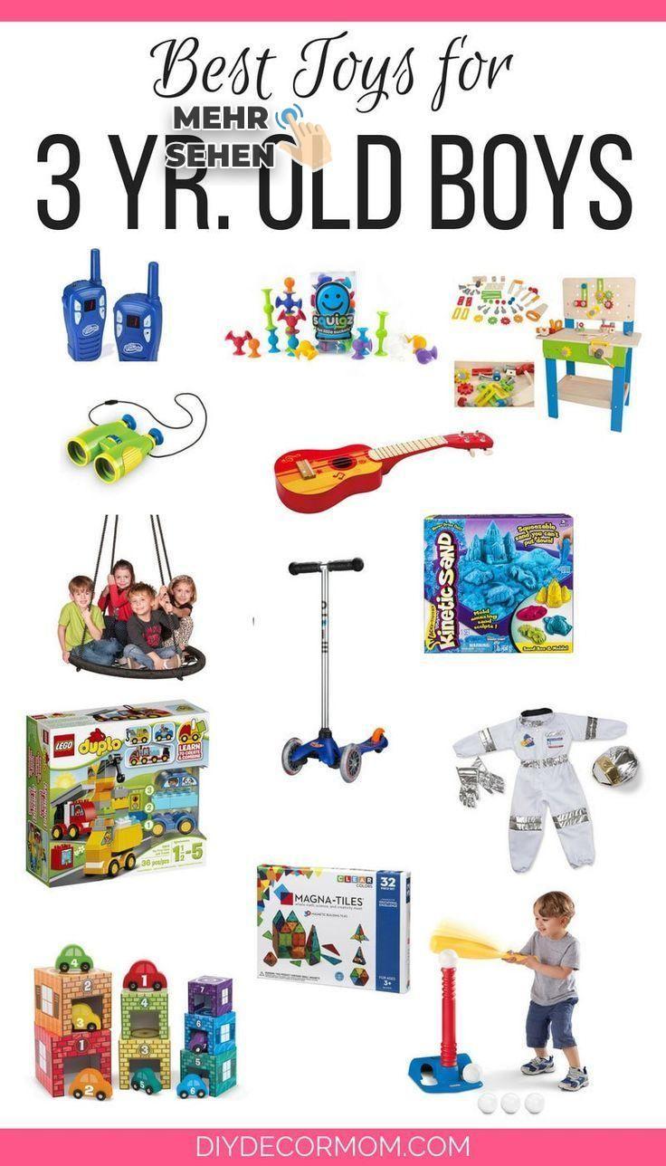 Die 25 beliebtesten Spielzeuge für 3 Jährige