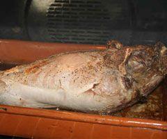 Recette gigot de chevreuil au four
