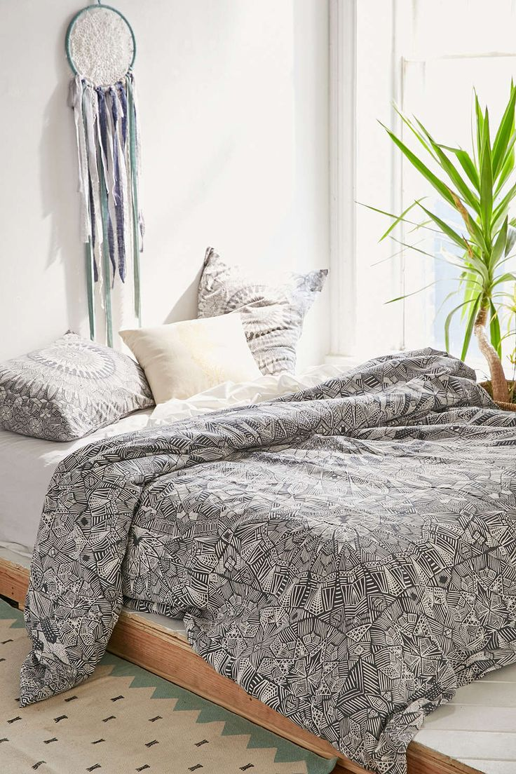 Plum & Bow Taza Moroccan Duvet Cover - Urban Outfitters