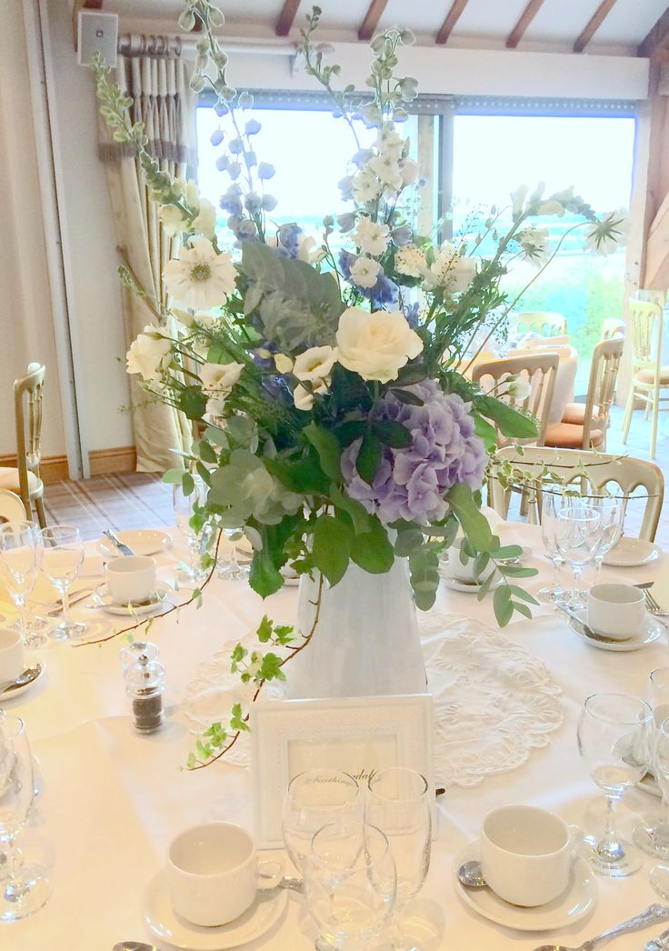 Beautiful flowers to compliment a rustic country themed wedding