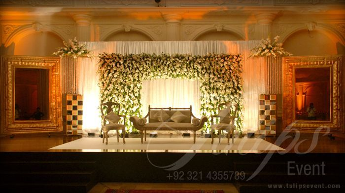 Desi Wedding Stage - Google Search