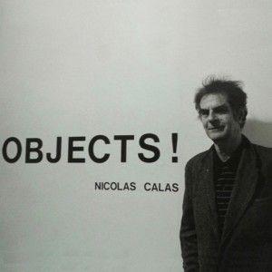 Nicolas Calas.  Poet, critic, curator, and art historian, Nicolas Calas (Lausanne, 1907- New York, 1988)