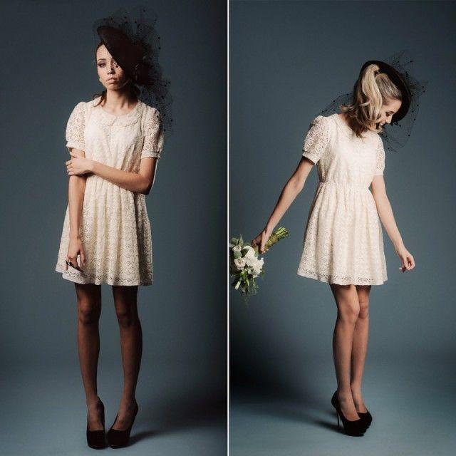 5 aparte stoere en alternatieve trouwjurken - moet je zien! | ThePerfectWedding.nl