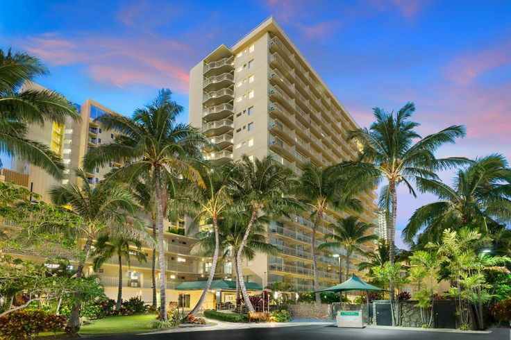 Hotel Courtyard by Marriott Waikiki Beach, Honolulu, USA - www.letshind.com