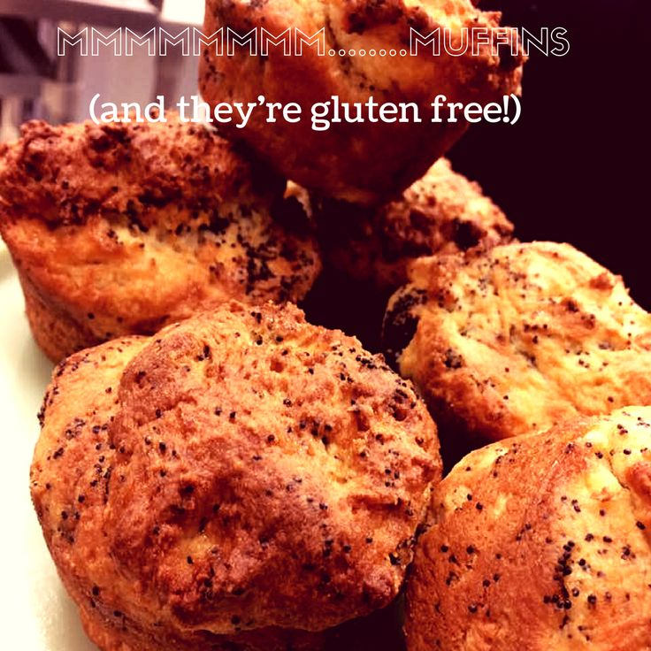 Check out our gluten free muffins! Peartree Bakery, Thunder Bay
